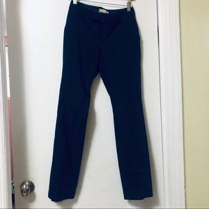 Banana Republic Martin Fit Navy Blue Pants 00P